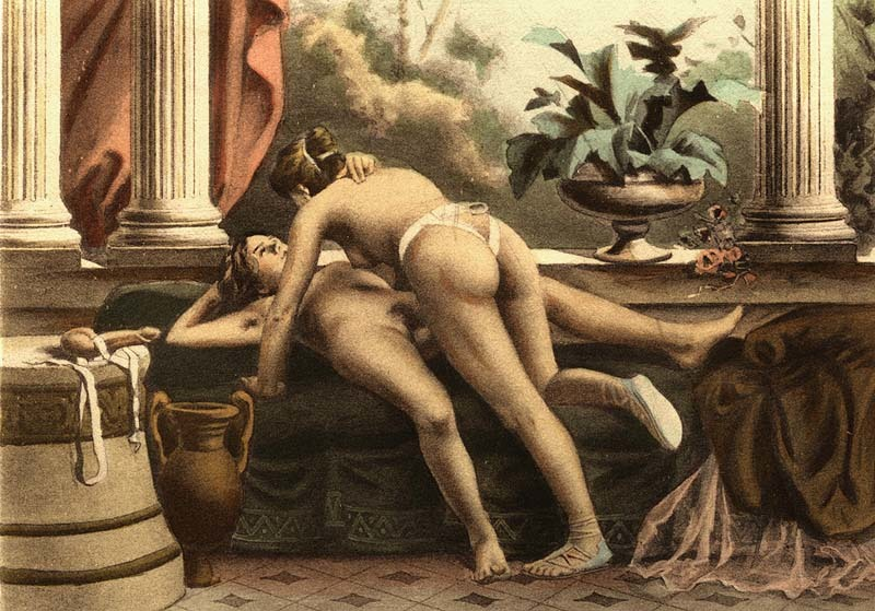 Femdom stories greeks invented anal plus size